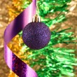 Christmas balls — Stock Photo #1392796