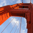 Golden Gate Bridge — Stock Photo #1345979