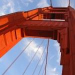 Golden Gate Bridge — Stock Photo #1345979
