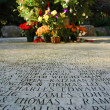 Stock Photo: AIDS Memorial