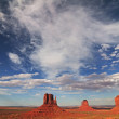 Monument Valley — Stock Photo #1346962