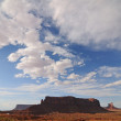Stock Photo: Monument Valley