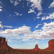 Monument Valley — Stock Photo #1346973