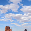 Monument Valley — Stock Photo