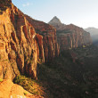 Zion National Park — Stock Photo #1347044