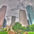 Houston Skyline HDR — Stock Photo #1347181