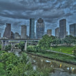 Houston Skyline HDR — Stock Photo #1347569