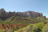 Kolob Terrace — Stock Photo