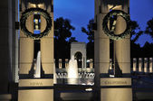 WWII Memorial — Stock Photo