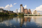 Austin Skyline — Stock Photo
