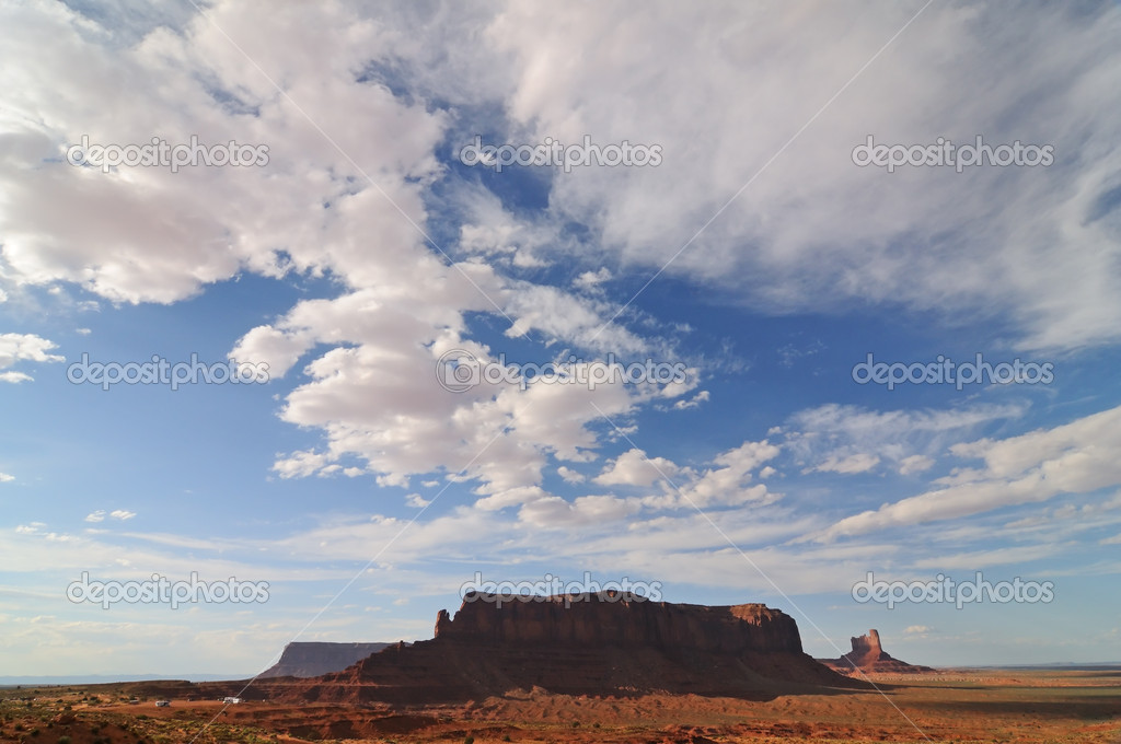 Monument Valley, Utah — Stock Photo #1346967