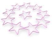3d star — Stock Photo