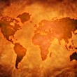 World Map — Stock Photo #1340999
