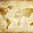 World Map — Stock Photo #1341031