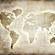 World Map — Stock Photo #1341062