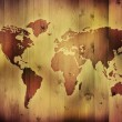 World Map — Stock Photo #1341229