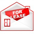 Envelop - For Lease — Stock Photo #1346518