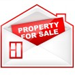 Envelop - Property For Sale - Stock Photo