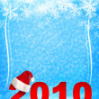 Stock Photo: Christmas and New Year background