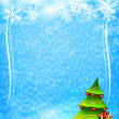 Christmas and New Year background - Foto Stock