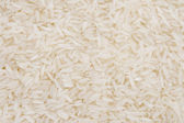 Background of white rice — Stock Photo