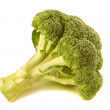 Broccoli floret — Stock Photo