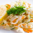 Tasty coleslaw — Stock Photo