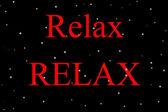 Relax — Stock Photo