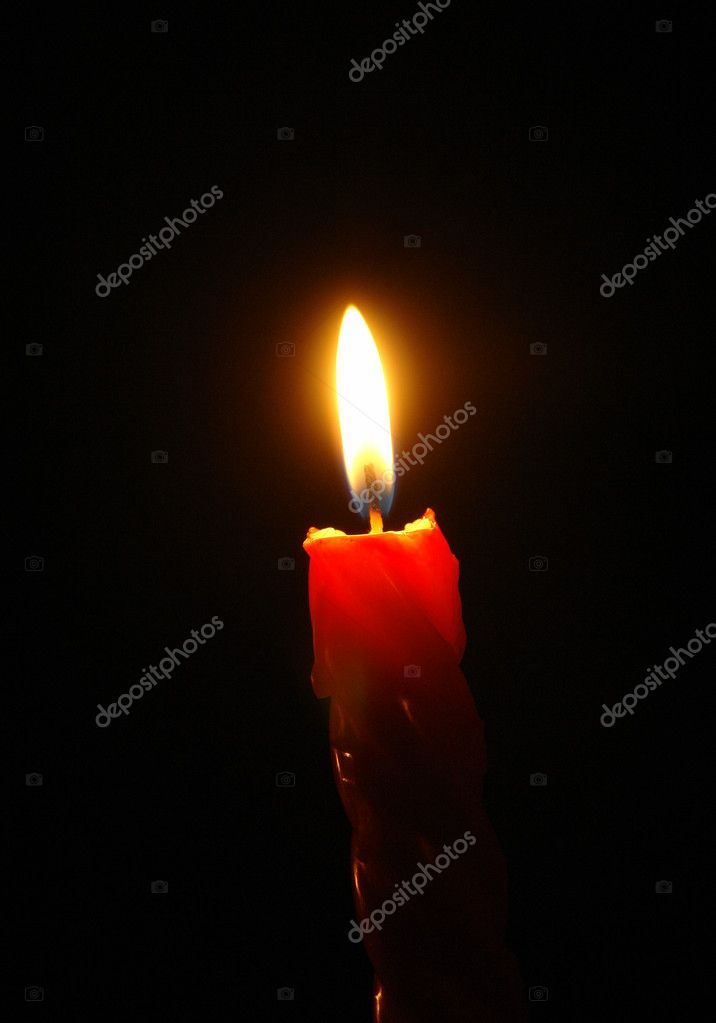 candle                               — Stock Photo #1344014