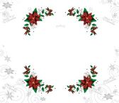 Christmas Wreaths — Stock Vector