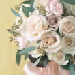Stock Photo: Wedding Flowers Bouquet for her
