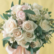 Wedding Flowers Bouquet for her — Stok fotoğraf