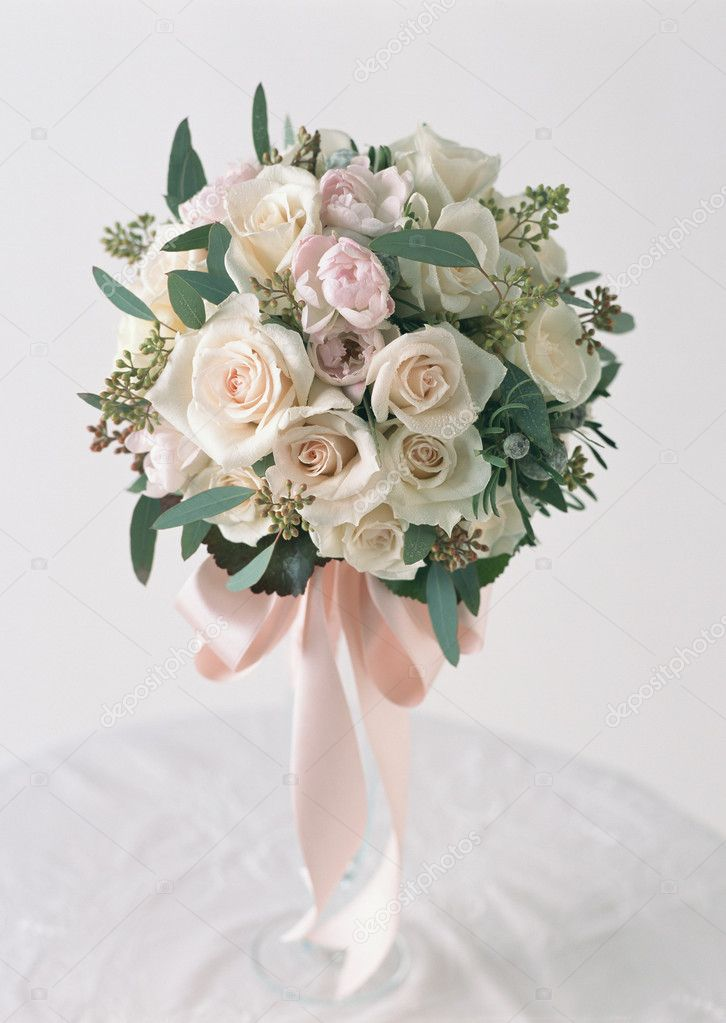 Wedding Flowers Bouquet for someone special   Stock Photo #1373537