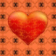 Royalty-Free Stock Imagem Vetorial: Heart