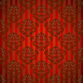 Wallpaper red — Stock Vector