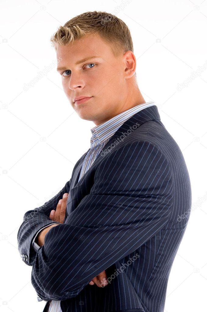 фото парней лицо боком