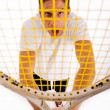 Tennis player — Foto Stock