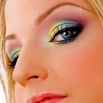 Close up of gorgeous female model — Stock Photo #1357768