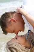 Par att älska tillsammans — Stockfoto