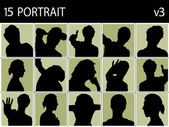 Chytří mladí muži — Stock fotografie