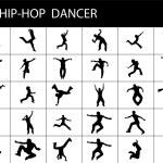 Stylish dancers — Stock Photo #1693721