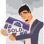 Recession — Stock Vector #2349482