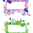 Stock Vector: Decorative frames