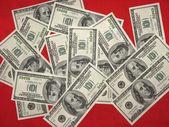 Dólares — Fotografia Stock