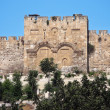 Walls of Jerusalem - Stock Photo