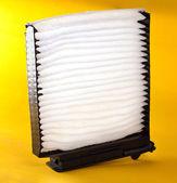 Filtr powietrza w samochodzie — Zdjęcie stockowe
