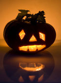 Halloween pumpkin — Stock fotografie