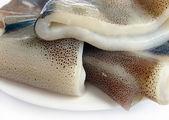 Raw squid — Stock Photo