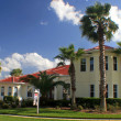 Stock Photo: FloridEstate Home