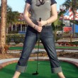 Stock Photo: Adventure Golf